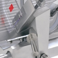 Semi-Automatic Slicer 250mm Model HBS-250L Butchery Equipment