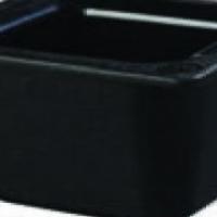 Insert sixth 150mm polycarb (Black) Carlisle