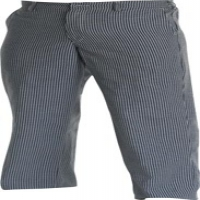 Chefs Uniform - Trousers Blue Check - Small