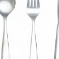 Salad Spoon Sola and Pintinox Lotus