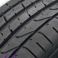 "255-40-17"" Pirelli Run Flat Tyres"