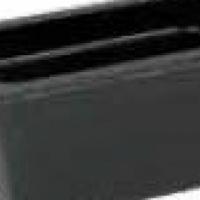 Insert ninth 100mm  polycarb (Black) 1Lt Carlisle