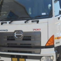 Hino 2845 6x4 Truck Tractor