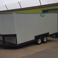 Trailer Insulated 3 Ton