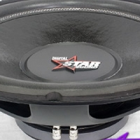 "Starsound 15"" SVC 3000w Subwoofer"