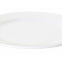 Fortis round plate