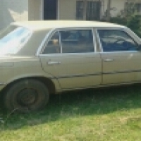 Mercedes benz 280s sell or to swop