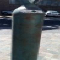 Full Argon gas bottle for sale