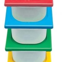 Storage container half - 325 x 265 x 65mm - 5.5Lt Pujadas