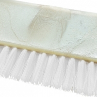 Hi-Lo Floor Scrub Brush - 250mm - White Carlisle
