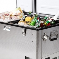 Fridge Freezer - BD/C-82D Expedition range