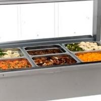 Anvil 3 division hot food bar