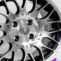 "14"" Evo Altus 4/100 Alloy Wheels"