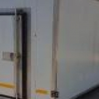 Cold Room Refrigerated Used Arctica