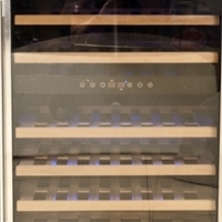 Wine Chiller VT-46, 595 W x 570 D x 870 H  46 Bottles