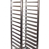 Mobile Tray Trolley 15 Shelve MTT0015 Catering Equipment