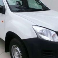 Isuzu KB 250D LEED Fleetside Single cab
