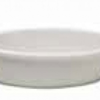 Domino porcelain oval condiment bowl (2 PCE SET) Tiger