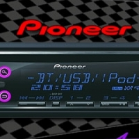 Pioneer DEH-X6750BT Mp3 with USB,Bluetooth and Mixtrax