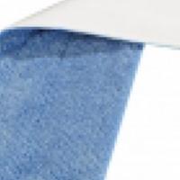 Microfiber Wet Mop Pad – 450mm – Blue Carlisle