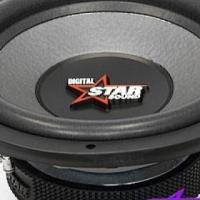 """Starsound 15"""" 4500watt DVC Subwoofer"""