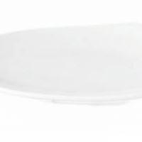 Plate triangular Fortis 19cm