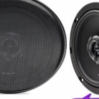 "Digital Design DD-EX6.5 6"" 100w coaxial speakers"