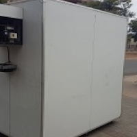 Cold Room Mobile Refrigerated Bulletjie