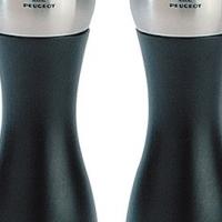 Peugeot Fidji Black Matt salt mill