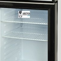 Beverage cooler with lightbox Table Top, CT-200 Arctica