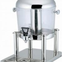 Juice Dispenser Stainless Steel Single Contemporary 7Lt