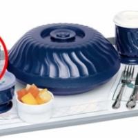 Turnbury bowl disposable lid for Bowl 266ml Dinex
