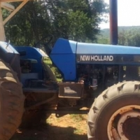 New Holland 6640 4x4