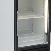 Swing Door Beverage Coolers Arctica Catering Equipment