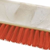 Hi-Lo Floor Scrub Brush - 250mm - Red Carlisle