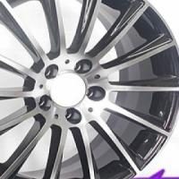"17"" S63 Black 5/112 Alloy Wheels"