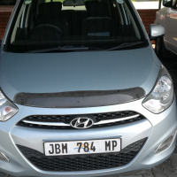 2012 Hyundai I10 to swop for bigger car or bakkie in the same condition