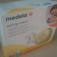 New Swing Maxi Double Breast Pump