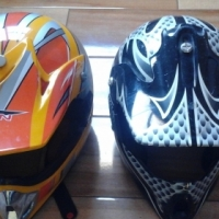 Helmets, Gloves and Goggles for kids