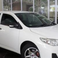 2011 Toyota corolla 1.3 Impact R125900.00