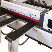 NEW WOODWORKING MACHINES FOR SALE-Reciprocating panel saw, CNC beam saw, computer panel saw