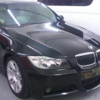 2007 BMW 330d E90 sedan