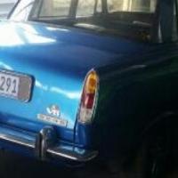 Leyland rover  v8