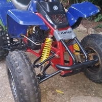 Yamaha blaster 200 for sale .   R9 000
