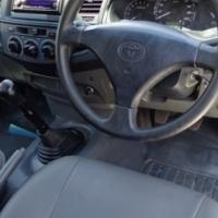 2014 Toyota - Hilux (Facelift II) 2.0 VVTi S Single Cab