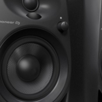 """PIONEER DM40 4"""" COMPACT ACTIVE MONITOR"""