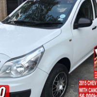 Chev utility / Corsa bakkie 1.4 with canopy 2015 model 59000km PIONEER CD MP3 PLAYER WITH BLUETOOTH,