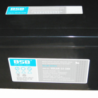 BSB 12V 250AH Solar gel batteries (NEW)