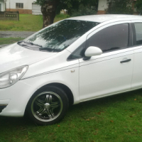 2009 Opel Corsa 1.4 To swop for Auto car + Cash