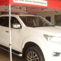 2017 New Nissan Navara 2.3 D Twin-Turbo D/C 4/4 LE